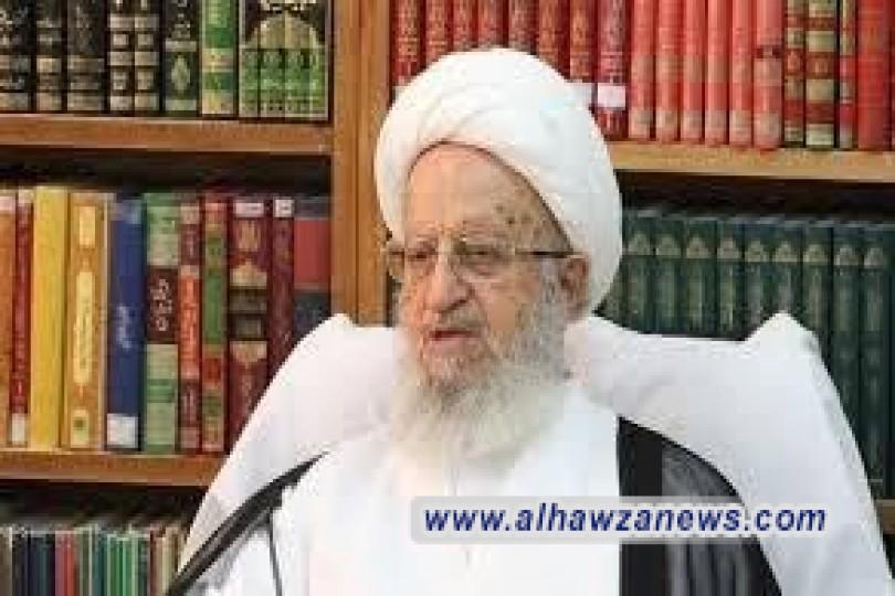 المرجع الديني مكارم الشيرازي: المسلمون بكل مذاهبهم يعترفون