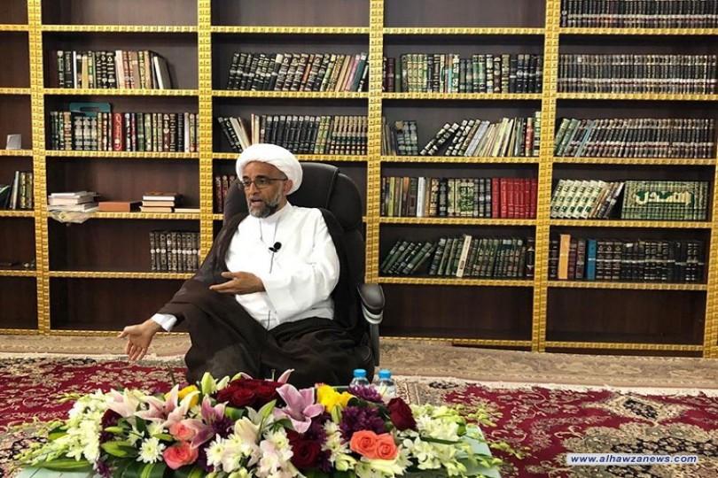 الشيخ الصفار: الأخلاق غاية الرسالة وعنوان شخصية الرسول (ص)