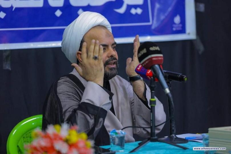 منتدى شيخ الخطباء ينظم ندوة بمناسبة ذكرى تنصيب الامام الثاني عشر